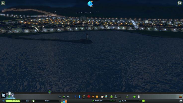 Cities Skylines - Chania City