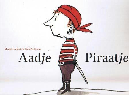 boekje Aadje Piraatje