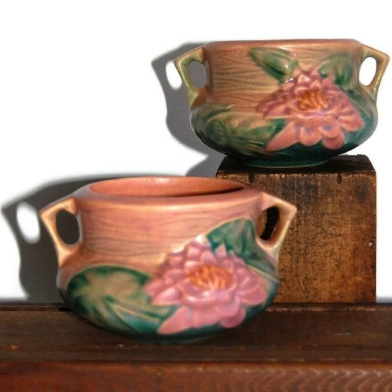 235 best images about pottery hull roseville on pinterest