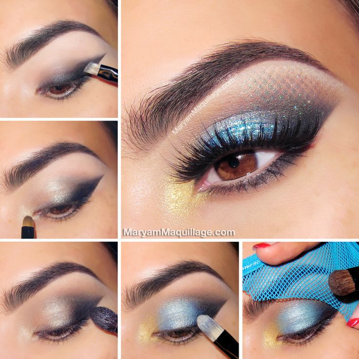 "! Maryam Maquillage !: Summer Makeup: The ""Mermaid"" Turquoise"