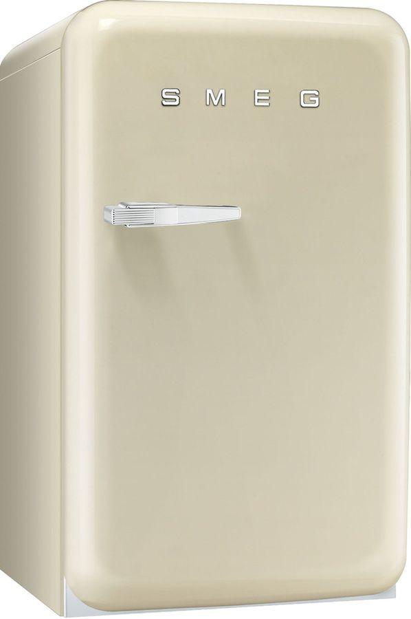 Refrigerateur armoire Smeg FAB10RP CREME