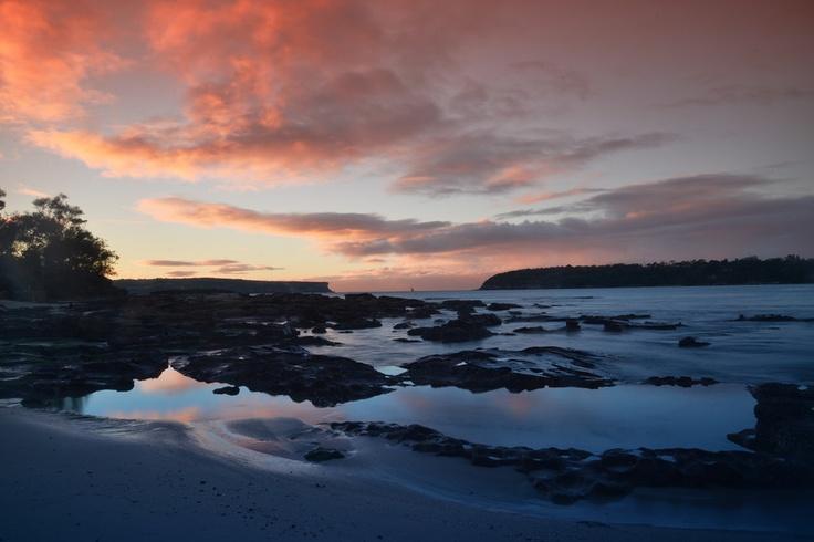 Sunrise at Balmoral Beach