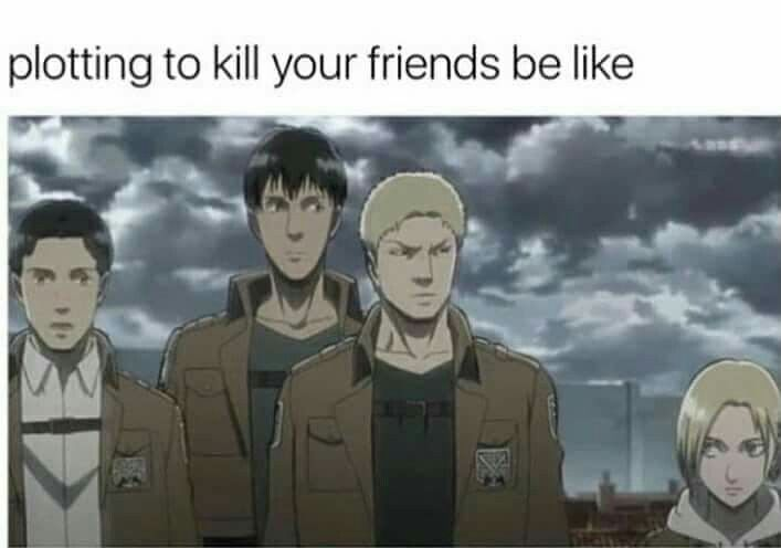 Anime Humor Memes Pfp All Anime Fans We Have Collected Top And Fresh Insanely Hilarious Anime Mem Attack On Titan Attack On Titan Funny Attack On Titan Meme