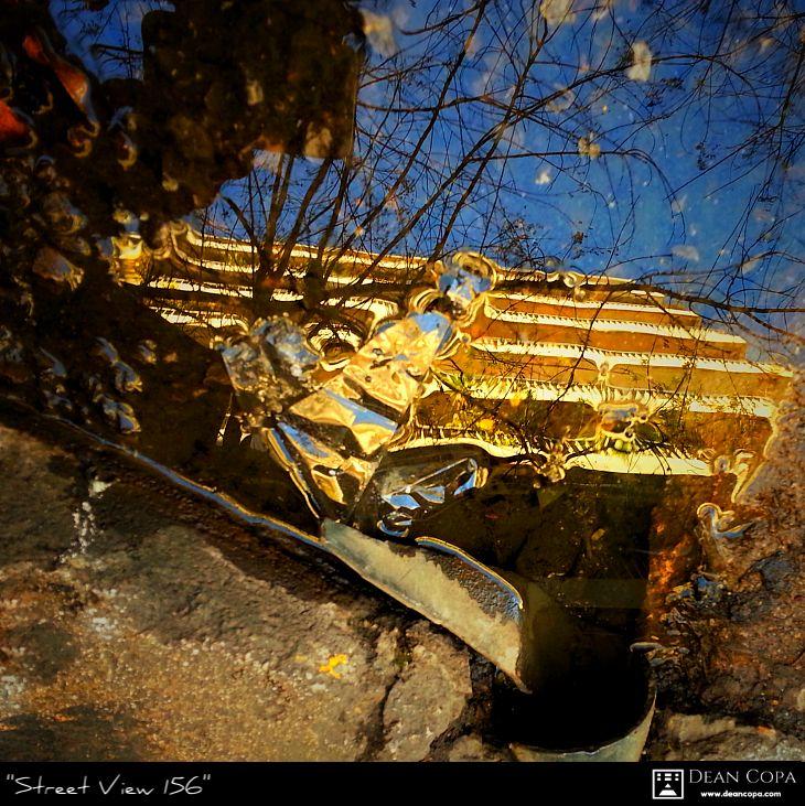 ''Street View 156'' 2016 by Dean Copa