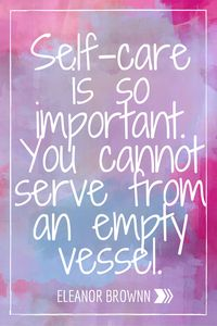 Self-care is so important, especially as a mother.  Moms need time outs too!