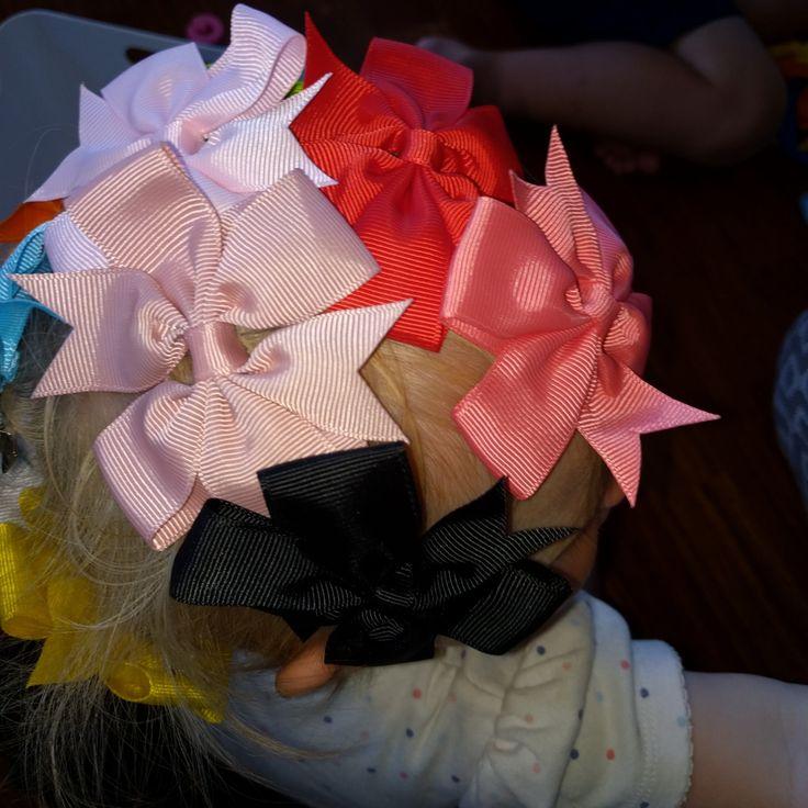 Ny post på bloggen. Når Mammaen tar litt av med #hårpynt - https://www.leisegang.no/nar-mammaen-tar-litt-av-med-harpynt/