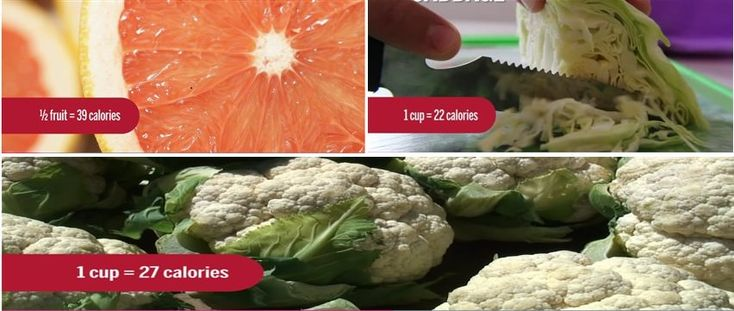 12 τρόφιμα χαμηλών θερμίδων που βοηθούν στην γρήγορη απώλεια βάρους  #Δίαιτα