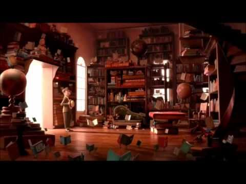 The Fantastic Flying Books of Mr. Morris Lessmore - YouTube