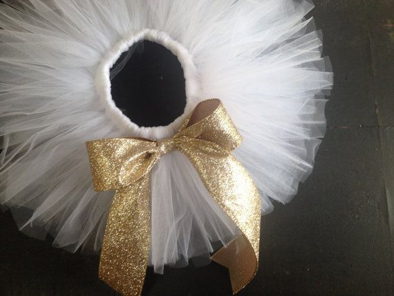 Gold glitter girls first birthday outfit by PaisleyPrintsSpokane