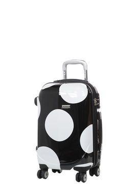 Valise cabine rigide Fashion Dots 55 cm