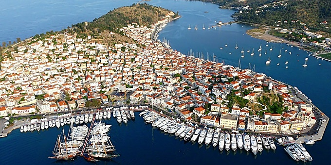 GREECE CHANNEL | Poros island Greece