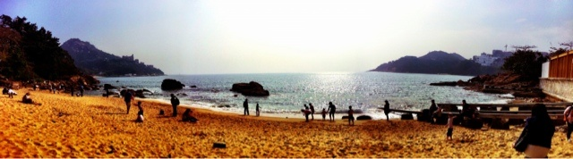 Stanley market #HK #beach #sea #sun