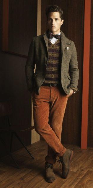 74 best Tweed & Fair Isle images on Pinterest | Men fashion, Man ...