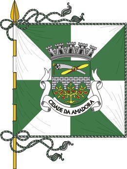 Bandeira de Amadora