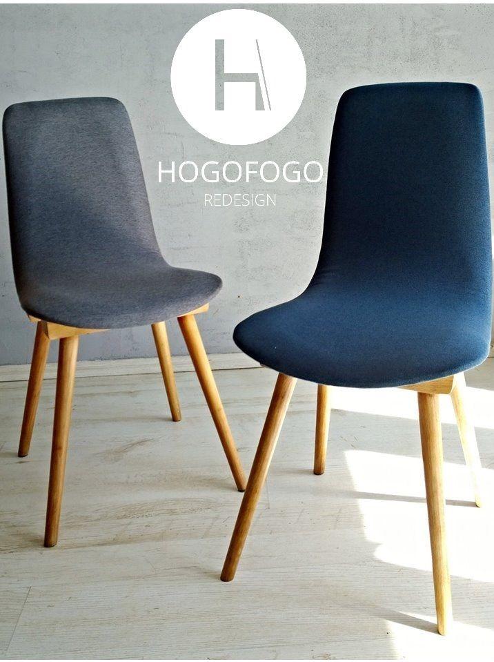 Krzesła gięte z Radomska odnowione przez HOGOFOGO redesign https://www.facebook.com/hogofogoredesign
