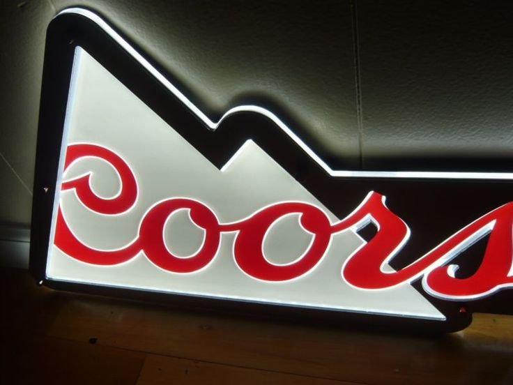 Best 25 lighted bar signs ideas on pinterest wedding bar signs coors light coorslight beer arrow shape led neon light bar sign 39 w x aloadofball Images