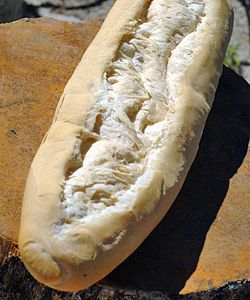 How to make Cuban Bread) Easy Cuban and Spanish Recipes My husband made this and it's delicioso! Replace lard with butter or vegetable shortening.