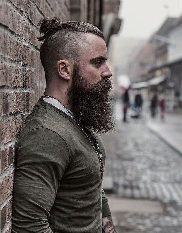 Pin By Golden Beards On Beard Short Hair Long Beard Long Hair Styles Men Top Hairstyles For Men