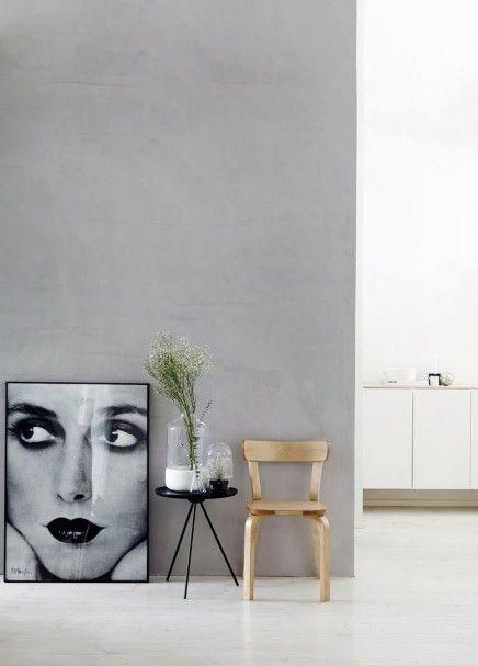 17 beste idee n over grijze muur kleuren op pinterest slaapkamer verf kleuren huis - Kleur grijze leisteen ...
