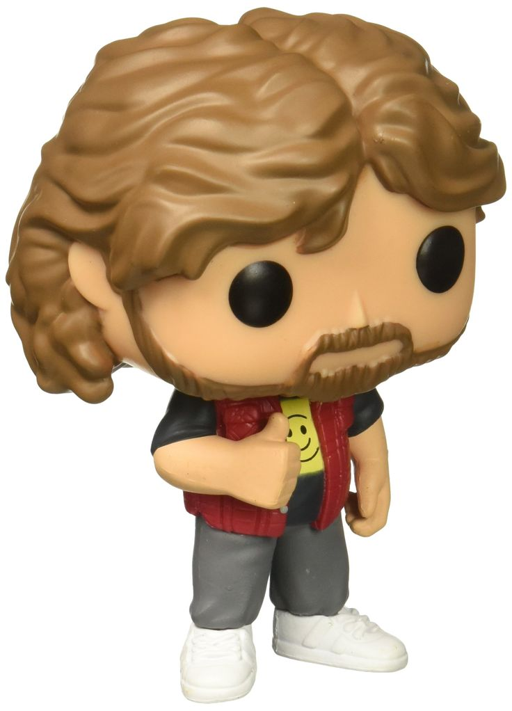 Funko POP WWE Mick Foley Action Figure. From WWE, Mick Foley, as a stylized POP vinyl from Funko!. Stylized collectable stands 3 ¾ inches tall, perfect for any WWE fan!. Collect and display all WWE POP! Vinyls!.