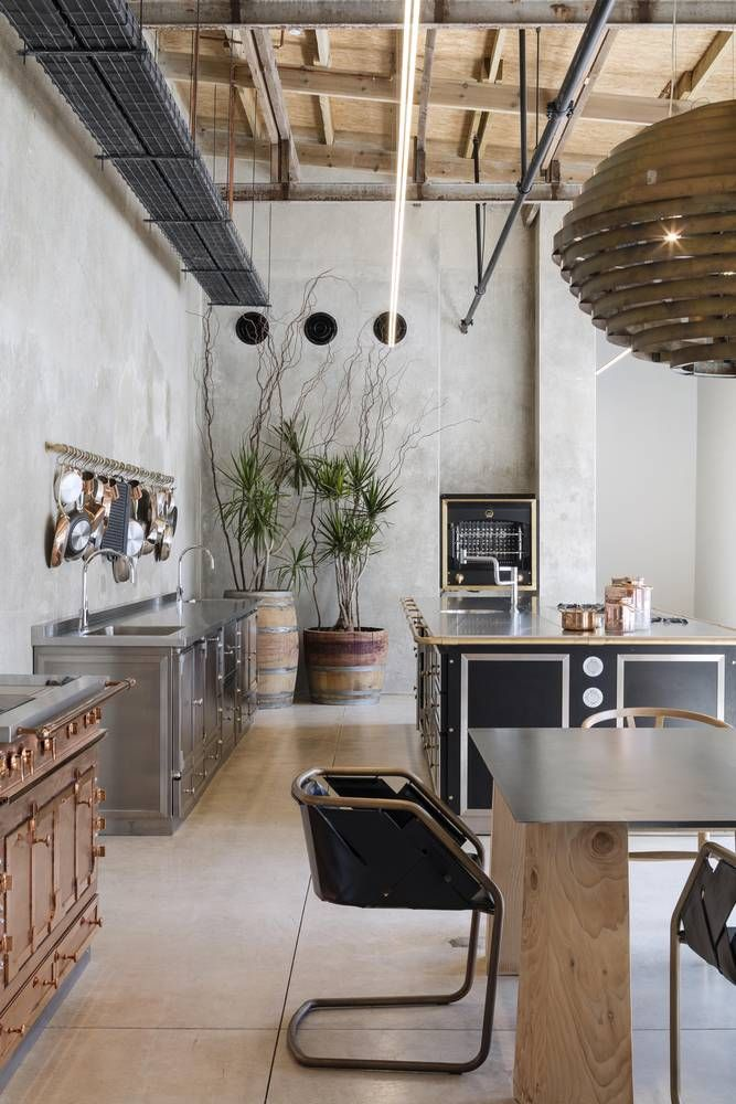 Gallery of SieMatic-La Cornue Showroom / Levin Packer architects - 2