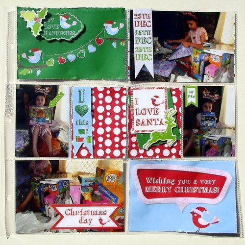 Kaisercraft - Santa's List - Gillian Lester
