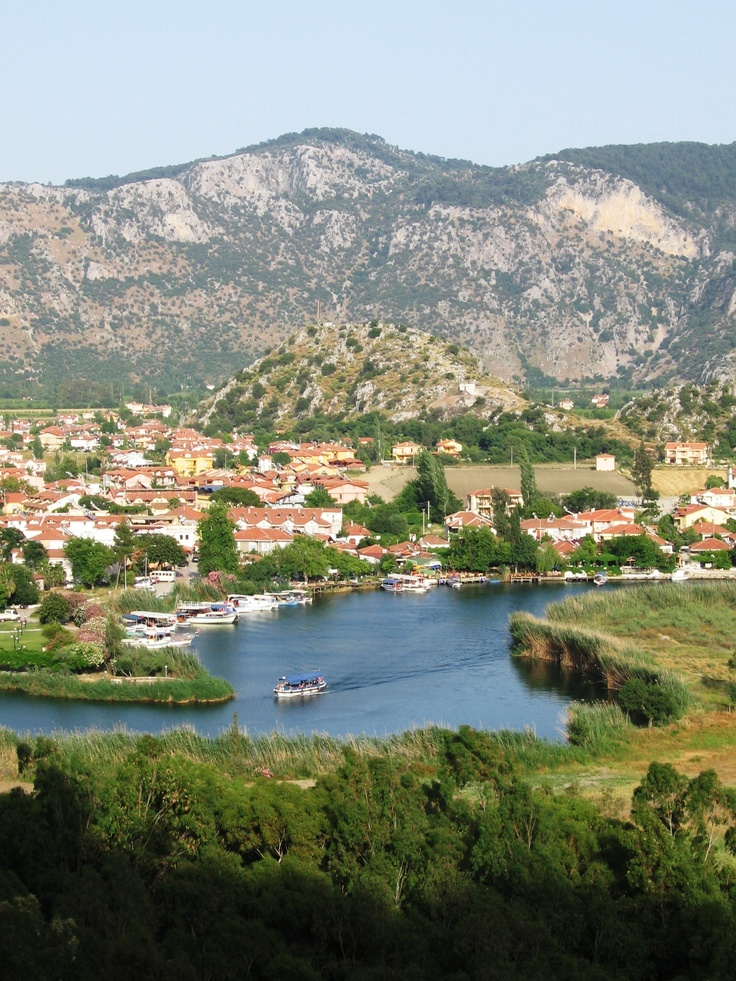 Dalyan, Turkey - Explore the World with Travel Nerd Nici, one Country at a Time. http://TravelNerdNici.com