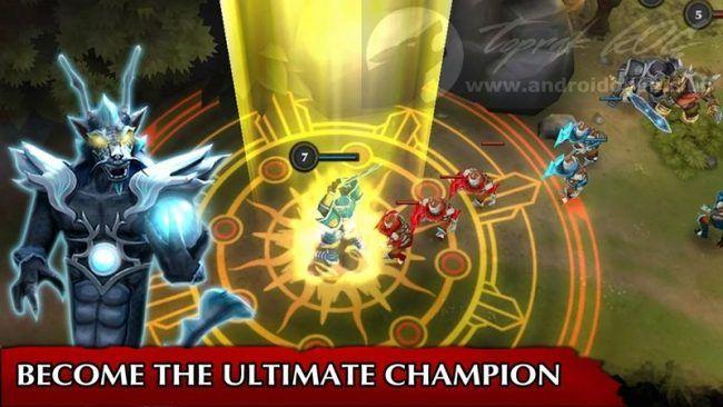 Legendary Heroes Moba V3 0 23 Mod Apk Money Games Freecheats Freehacktools Money Games Hero Real Time Strategy