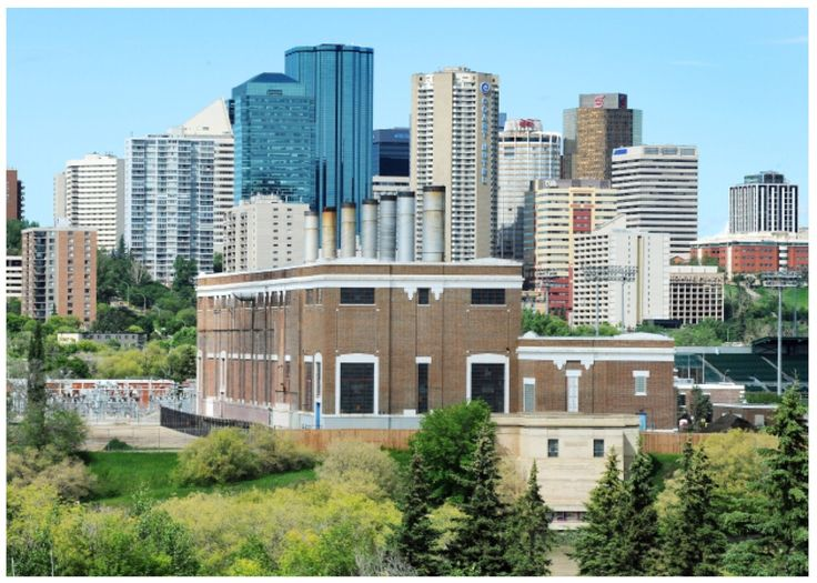 Former power plant in Edmonton by 2020 this historic industrial structure could have found new life ... the land is been eyed for an interpretive plaza.