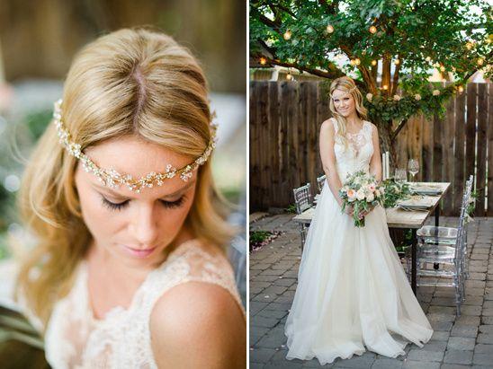 twigs and honey wedding halo