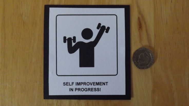 Place this on your fridge or gym equipment. laminated card £1.50 Trade discounts stevelaw1@yahoo.co.uk