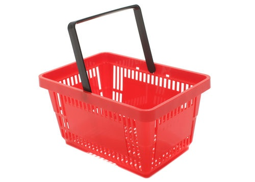 Great 21LTR Shopping Baskets