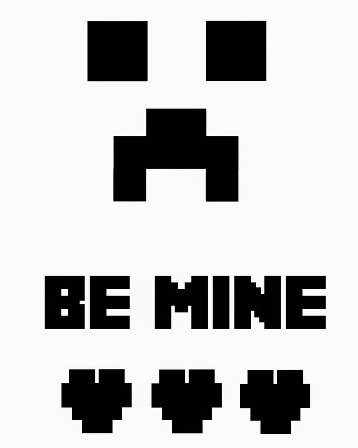 Last year I made this M inecraft Be Mine Valentine shirt. This year that post has gotten a lot, like A LOT of traffic. I have gotten a ...
