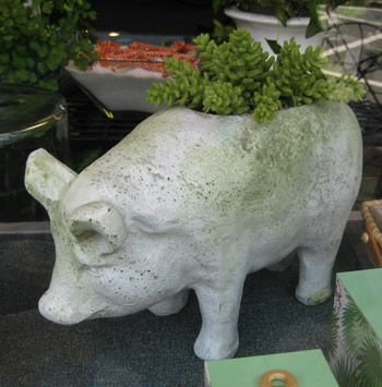 17 Best Images About Outdoors Pig Lawn Ornament On