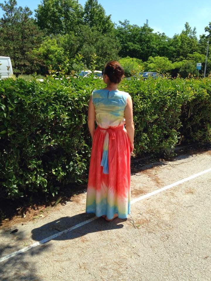 Pratik Batik Elbise-Bir Dikiş Hikayesi