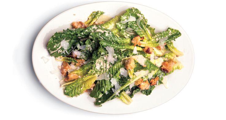 Classic Caesar Salad - Bon Appétit