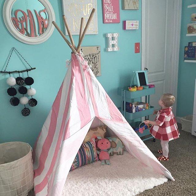 「かわいい子供部屋のお手本♡海外kids roomのマストなインテリア雑貨3選」に含まれるinstagramの画像|MERY [メリー]