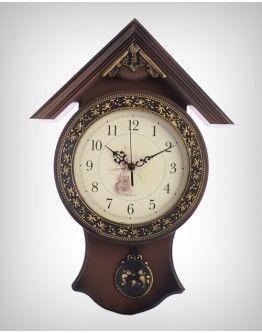 Living Room Interior Stylish Fancy Hanging Wall Clocks With Pendulum ClocksIndia