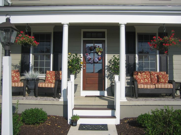 23 Best Images About Front Porch Ideas On Pinterest