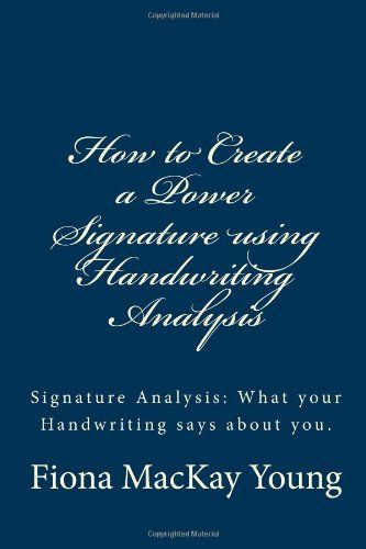 Signature Analysis Personality: Tips for a Positive Signature