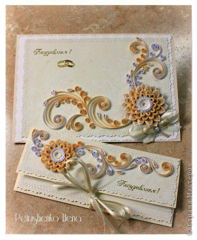 Ziua de naștere Felicitari de nunta Quilling hârtie hârtie la triumful de fotografie banda 2