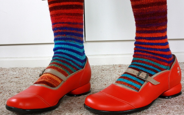Wizard Of Oz Socks And Shoes Kids Project