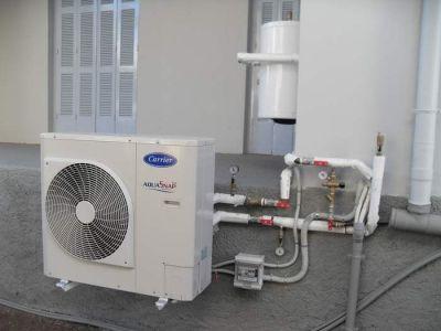 Αντλία Θερμότητας σε οικία στην Καλαμάτα