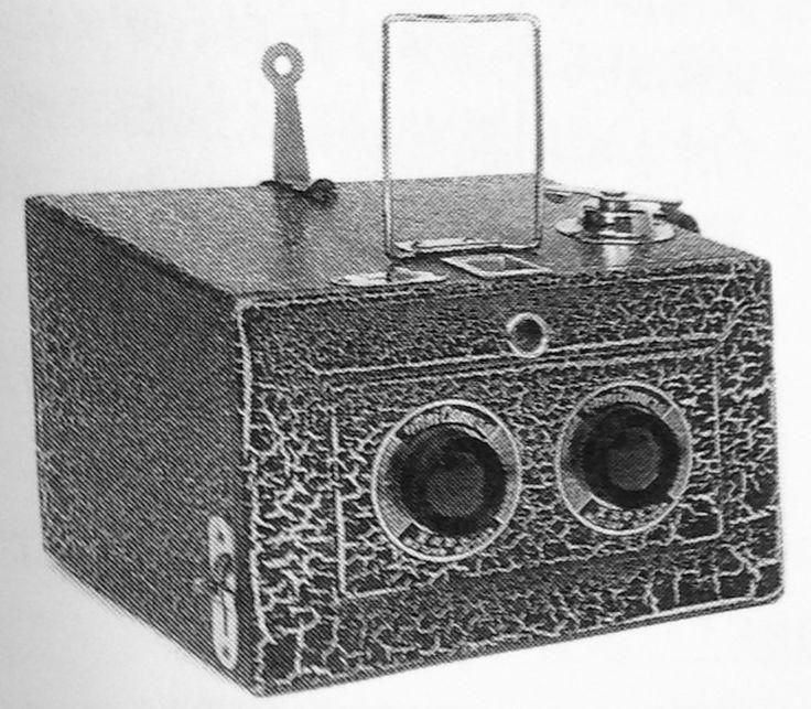 サンステレオカメラ 山下友治郎商店 1935