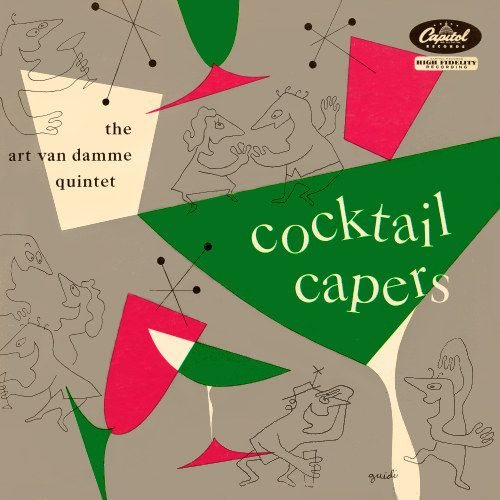 Cocktail capers-Capitol record