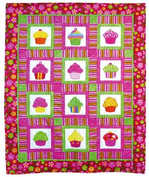 23 best Cupcake quilt ideas images on Pinterest | Quilting ideas ... : cupcake quilt patterns - Adamdwight.com