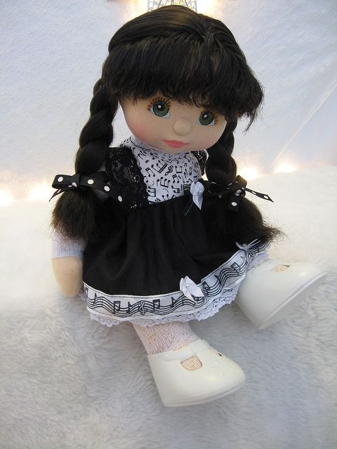 Customers Mattel My Child Doll Peach Skin Brunette UL '88 ~ After ~ Sitting | Flickr – Condivisione di foto!