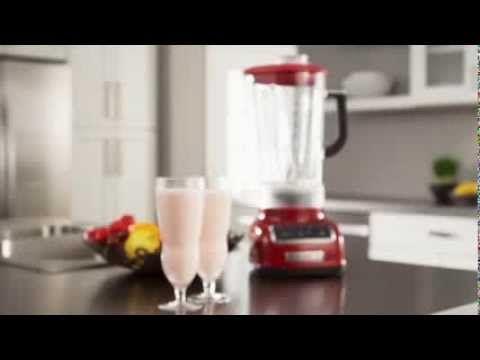 KitchenAid® Diamond Blender Demo Video Kitchenaid Blender