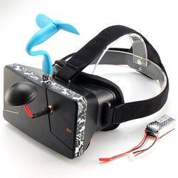 Auto Search FPV Goggles