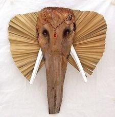 elephant palm frond art - Avast Yahoo Search Results